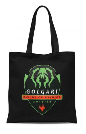 Magic the Gathering Tote Golgari
