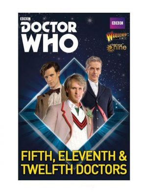 Doctor Who Exterminate! Expansion 5th. 11th and 12th Doctors *Englische Version*