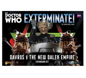 Doctor Who Exterminate! Expansió Davros & The New Dalek Empire * Versió en anglès *