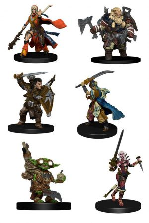 Pathfinder Battles: Pack Starter Evolut Heroic Iconic