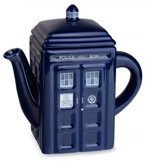 Doctor Who Teekanne Tardis