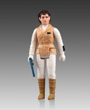 Star Wars Jumbo Vintage Connoisseur Acció Figura Leia (Hoth Outfit) 30 cm