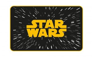 Logotip preproge Star Wars 80 x 50 cm