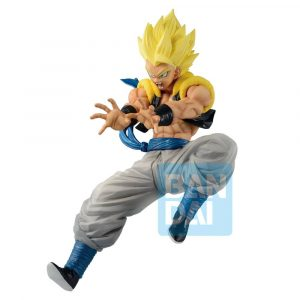 Dragon Ball Super Ichibansho PVC Statue Super Saiyan Gogeta Rising Fighters 18 cm