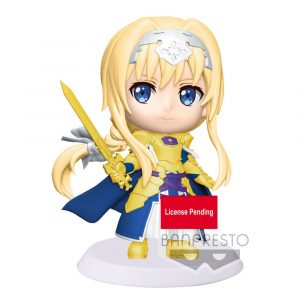 Art Sword Art Alicization War of Underworld ChiBi Kyun minifigure Alice 6 cm