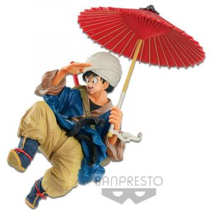 Bola de Drac Z BWFC PVC Estàtua Son Goku Color Normal Ver. 18 cm