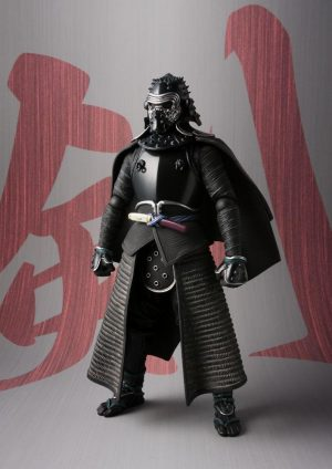 Star Wars Meisho Movie Realization Action Slika Samurai Kylo Ren 18 cm