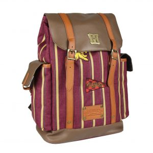 Harry Potter Backpack Hogwarts Stripes