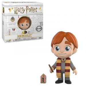 Harry Potter 5 Star Vinyl Figiúr Ron Eisiach 8 cm