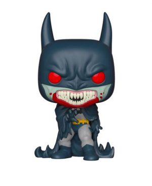 Batman 80th POP! Tokoh vinyl Pahlawan Abang Batman (1991) 9 cm