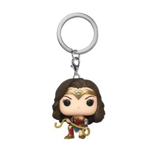 Wonder Woman 1984 žepni POP! Vinilni obesek za ključe POP3 4 cm