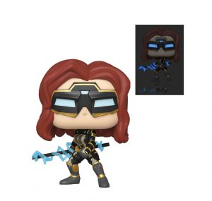 Marvel's Avengers (jeu vidéo 2020) POP! Marvel Vinyl Figures Black Widow assortiment 9 cm (6)