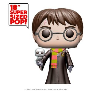 Harry Potter Super Sized POP! Figiúr vinile scannáin Harry Potter 48 cm