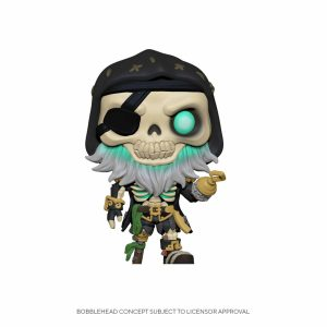 Fortnite POP! Game tokoh vinyl Blackheart 9 cm