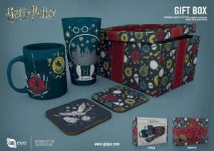 Harry Potter Geschenkbox Magical Christmas