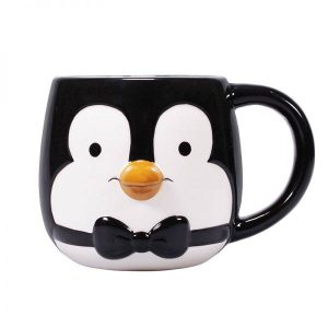 Mary Poppins Shaped Tasse Pinguin