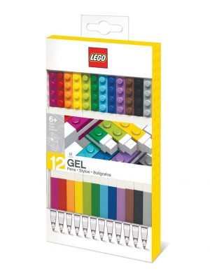 LEGO Gelstifte 12-er Pack Bricks