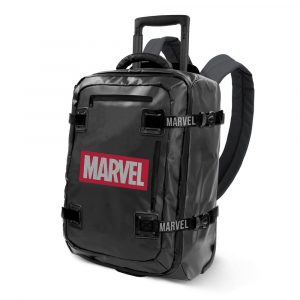 Marvel sac à dos trolley box logo