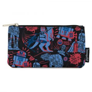 Star Wars by Loungefly Cosmetic Bag Empire se vrača v 40. obletnico AOP