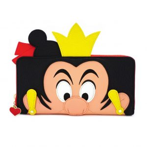 Disney ад Loungefly Wallet Queen of Hearts