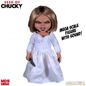 Chuckys Baby MDS Mega Scale Talking Action Figure Tiffany 38 cm