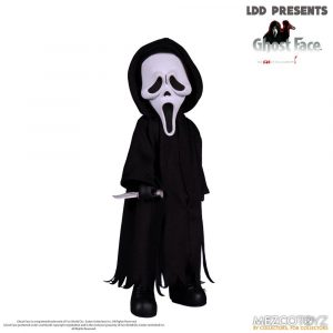 Boneka boneka Swara Living Scream Living Living 25 cm