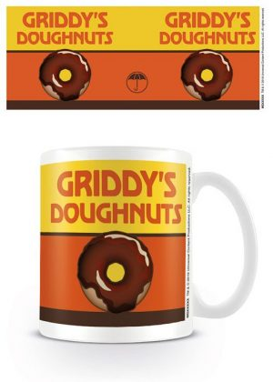The Umbrella Academy Tasse Griddys Doughnuts