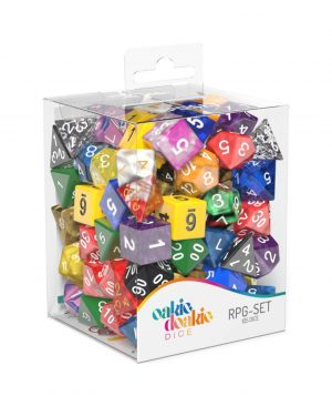 Oakie Doakie Dice Würfel RPG-Set Retail Pack (105)