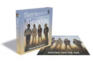 The Doors Puzzle Waiting for the Sun