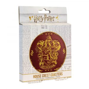 Harry Potter Coasters 4er Pack House Emblem