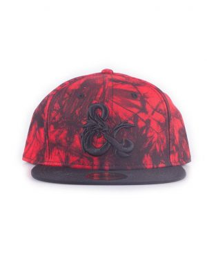 Dungeons & Dragons Snapback Cap Ampersand