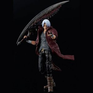Devil May Cry 5 Actionfigur 1/12 Dante Deluxe Version 16 cm