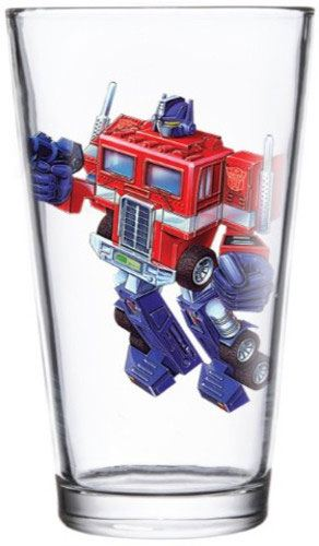 Kaca Transformers Optimus Perdana