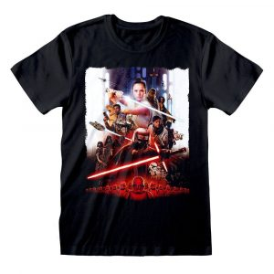 Star Wars Episode IX T-Shirt Poster