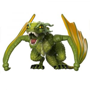Game of Thrones Action Vinyl Figur Rhaegal (Dragon) 8 cm