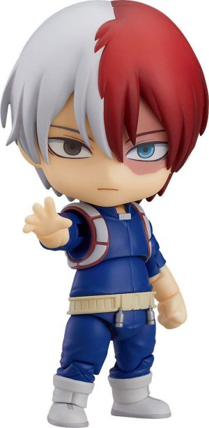 My Hero Academia Nendoroid Actionfigur Shoto Todoroki: Hero's Edition 10 cm