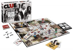Walking Dead (AMC) Brettspiel Cluedo *Englische Version*