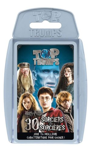 Igra s kartami Harry Potter Top Trumps * Francoska različica *