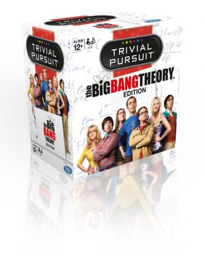 The Big Bang Theory Brettspiel Trivial Pursuit *Deutsche Version*