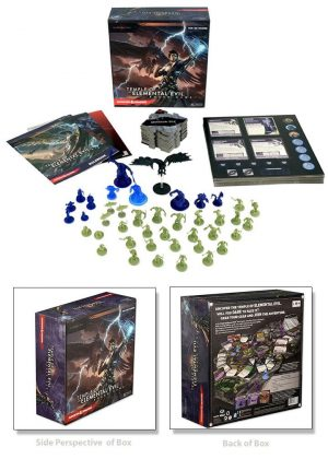 Temple of Elemental Evil Brettspiel *Englische Version*
