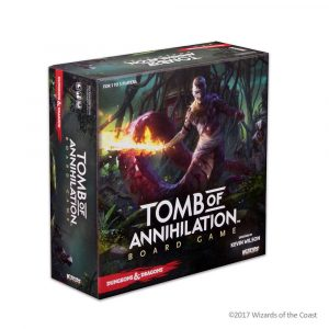 D&D Tomb of Annihilation Adventure System Brettspiel *Englische Version*