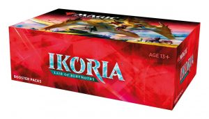 Magic the Gathering Ikoria: Lair of Behemoths Booster Display (36) anglès