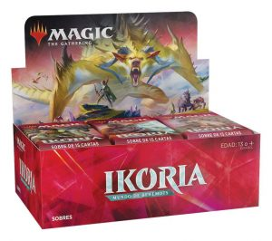 Magic the Gathering Ikoria: Mundo de behemots Booster Display (36) espanyol
