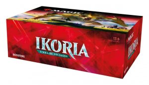 Magic the Gathering Ikoria: Terra de Colossos Booster Display (36) portuguès