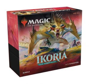 Magic the Gathering Ikoria: Lair de Behemoths Bundle anglès